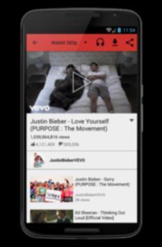 VIDEO DOWNTUBE HD PRO 2017 screenshot 1