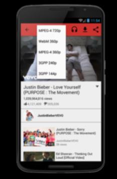 VIDEO DOWNTUBE HD PRO 2017 screenshot 2