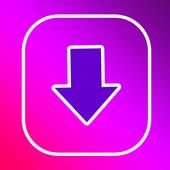 HD Downloader Image Insta icon