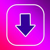 HD Downloader Photo Insta icon