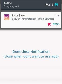 Insta Save Lite Downloader apk screenshot