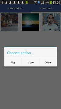 Easy Facebook Video Downloader screenshot 1