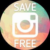 Downloader Instagram VidsPics icon