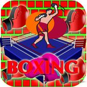 Boxing Timer - Boxing Workout Trainer App Games icon