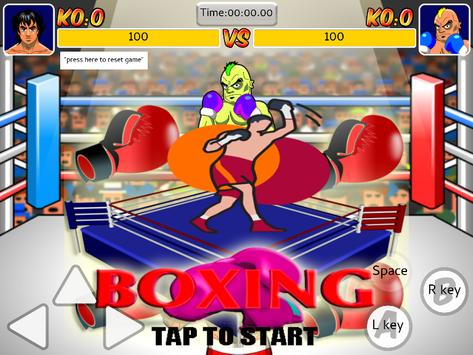 Boxing Timer - Boxing Workout Trainer App Games poster