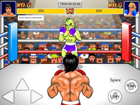 Boxing Timer - Boxing Workout Trainer App Games screenshot 1