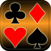 Cards Games Free - High Low icon