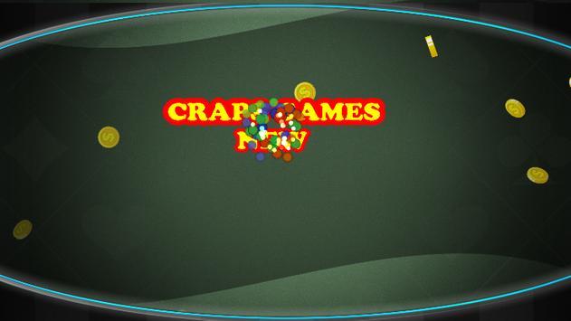 Craps - Craps games new poster