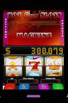Gun Games - Hot Guns Slots Machine screenshot 2