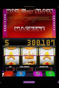 Gun Games - Hot Guns Slots Machine screenshot 3