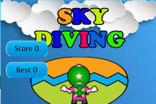 Skydiving games screenshot 1