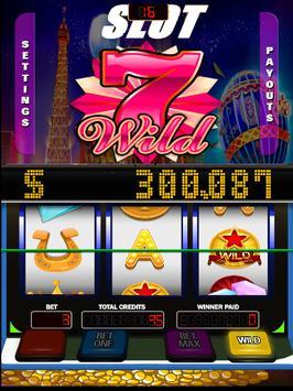 Slots Wild 7 Lucky Game screenshot 2