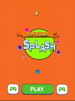 Splash Top Bounce Games poster