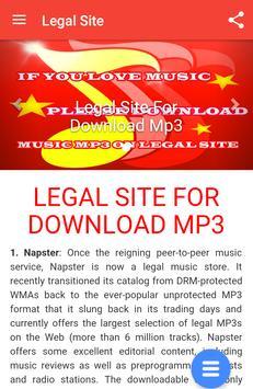 Download Mp3 Guide screenshot 3
