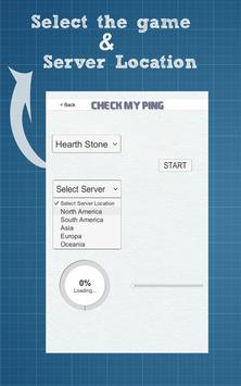 Check my ping - Game & Network Tools apk screenshot