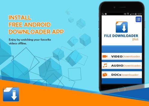 File Downloader All screenshot 3