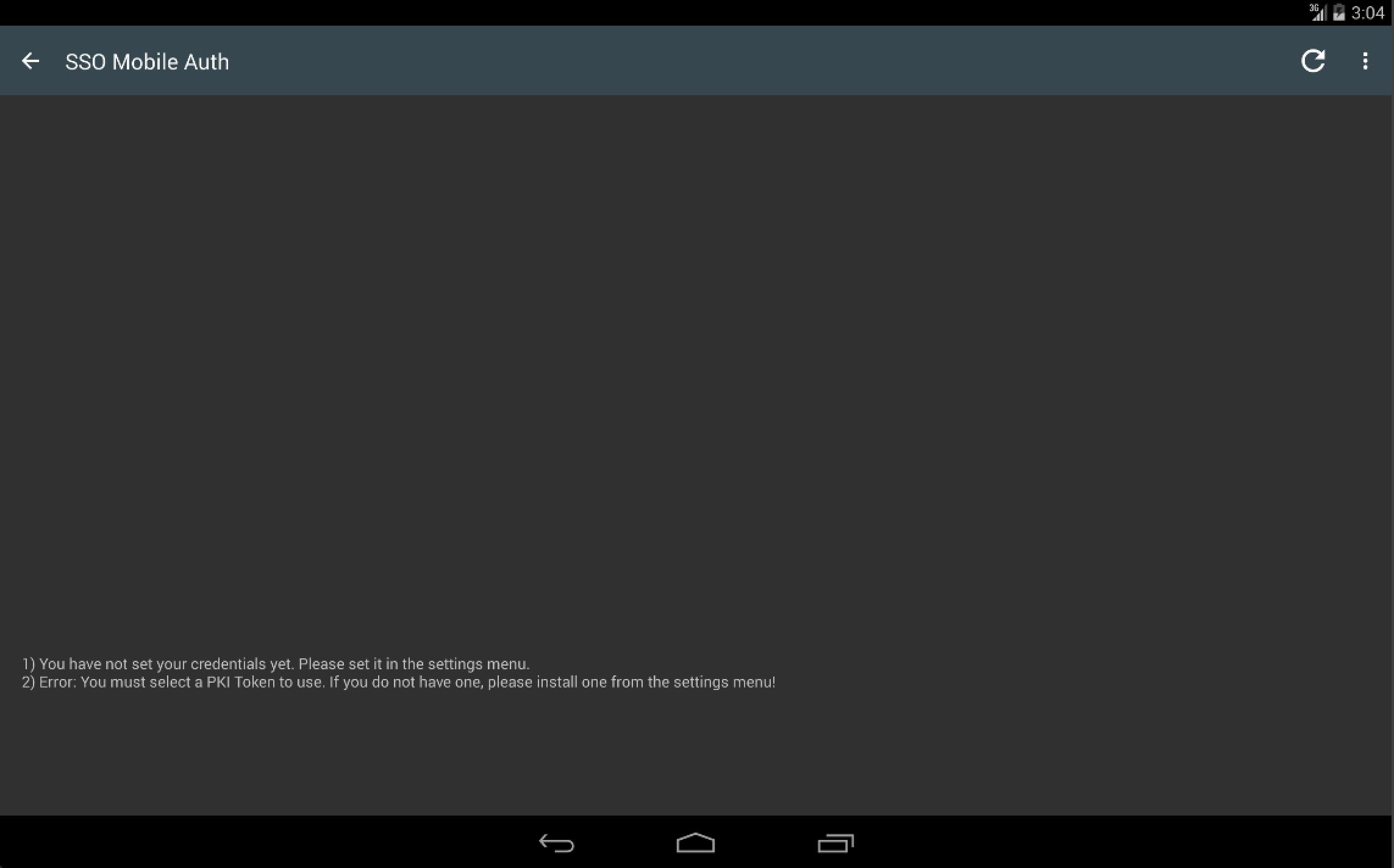 PKI Token Mobile for Android - APK Download
