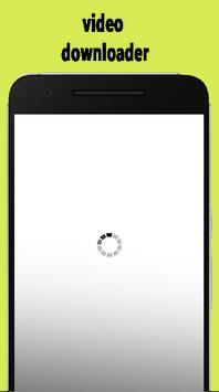 Video Downloader new apk screenshot