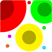 Eat the Dots - Crazy Circles icon
