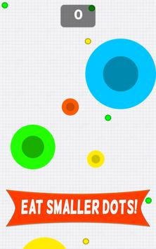 Eat the Dots - Crazy Circles poster