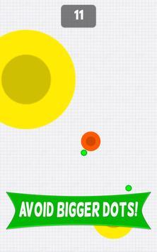 Eat the Dots - Crazy Circles screenshot 1
