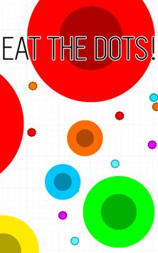 Eat the Dots - Crazy Circles screenshot 3