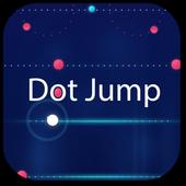 Dot Jump icon