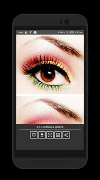 New Eye Makeup poster