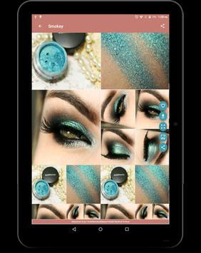 New Eye Makeup App apk screenshot