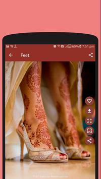New Mehndi Design apk screenshot