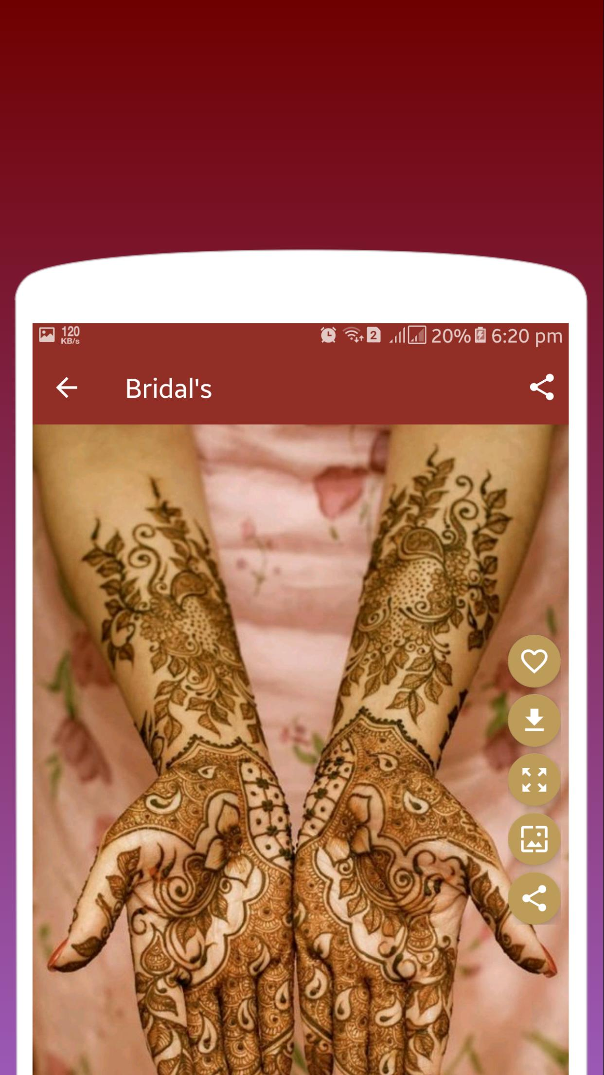New Mehndi Design for Android - APK Download
