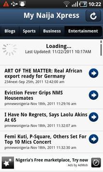 NaijaXpress apk screenshot