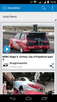 MotoMint - Latest Car Videos apk screenshot