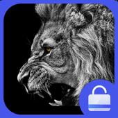 Lion Lock screen theme icon