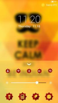 Fashion Lock screen theme apk screenshot