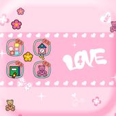 Hola kitty locker theme icon