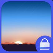 Travel Lock screen theme icon