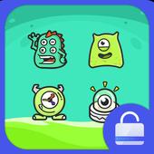 The Monster Locker theme icon