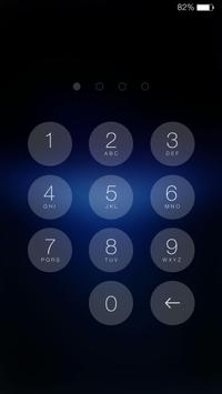 iDO Lock screen for OS 8 apk screenshot