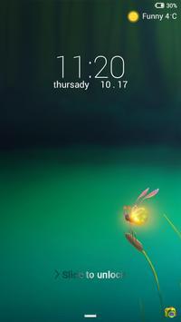 Firefly Lock screen theme poster