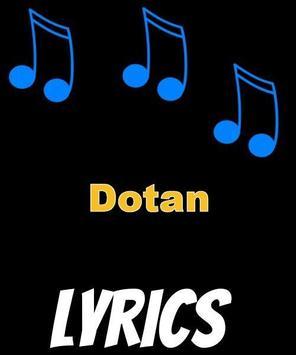 Dotan Lyrics screenshot 1