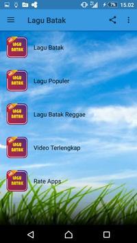 LAGU BATAK screenshot 1