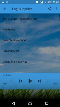 LAGU INDIA POPULER screenshot 2