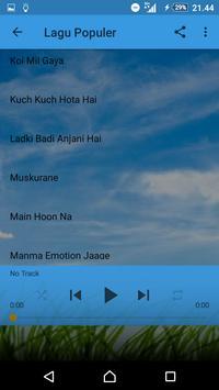LAGU INDIA POPULER screenshot 5
