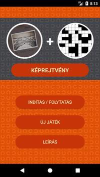 KÉPREJTVÉNY - RÉBUSZ poster
