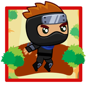 Super Ninja Jump Rush icon