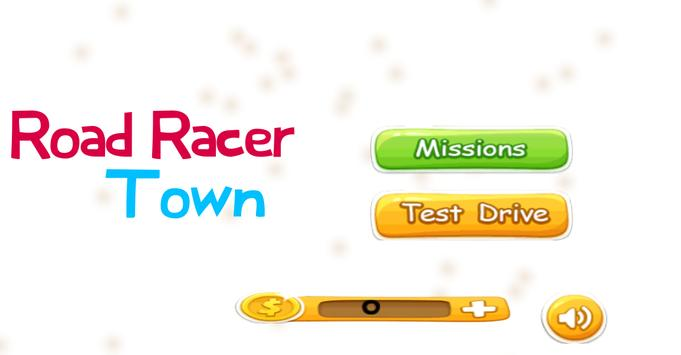 Road Racer Town apk screenshot