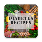 Healthy Eat: Diabetes recipes and diet icon