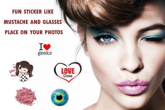 Selfie Camera Beauty Plus Makeup poster