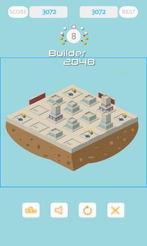 Builder 2048 apk screenshot